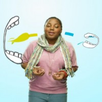 "Nickelodeon – Black History Month ""Ruby Bridges"""