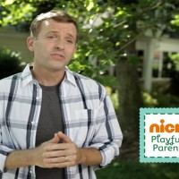 "Nick Jr. – Playful Parents ""Chalk Maze"""