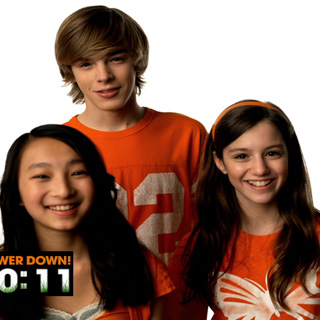 "Nickelodeon ""Powerdown"""